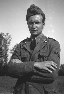 Eugenio Corti soldato