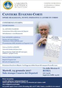 Cantiere Eugenio Corti