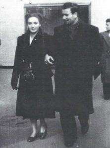 Eugenio e Vanda Corti