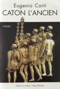 Catone l'antico - Edizione francese
