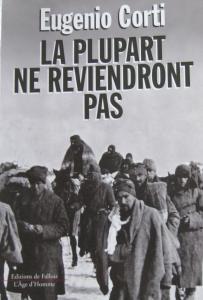 I più non ritornano - edizione francese