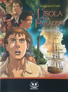 L'isola del paradiso - edizione a fumetti