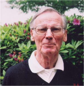 Peter Milward